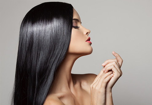 Deep Keratin Hair Smoothing Treatment Package incl. Head Massage & Blow Dry or GHD Finish - Option for a Permanent Hair Straightening, Treatment, incl. Head Massage & Blow Dry