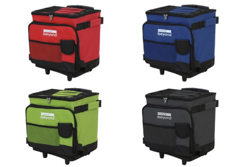 Beyond 40L Rolling Cooler - Four Colours Available