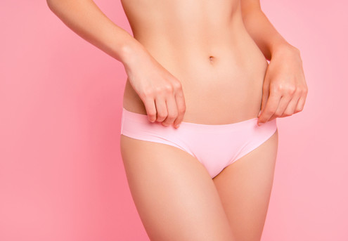 Regular/Maintenance Brazilian Wax - Option for First Time Wax