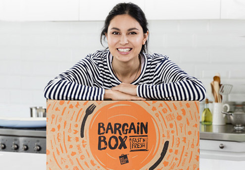 40% Off Any Bargain Box - Options for Mini, Regular or Mega & for Three or Five Nights incl. Delivery - Save up to $71 off Your First Box