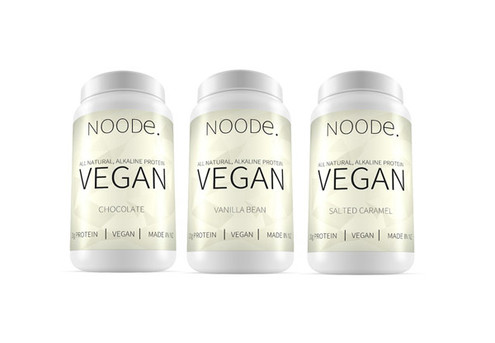 Premium Golden Vegan Pea Protein - Three Flavours Available
