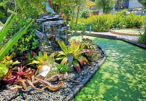 18 Fun-Filled Holes of Mini Golf - Options for up to Eight People