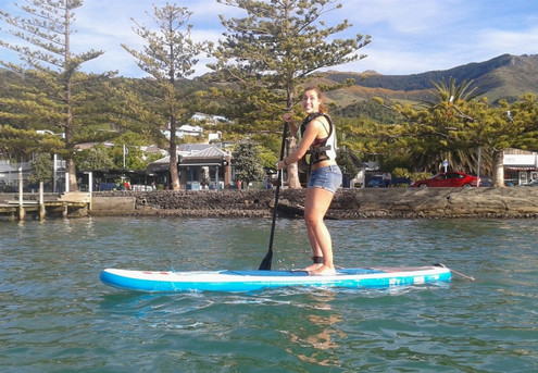 One-Hour Stand-Up Paddle Board Hire Experience for One Person