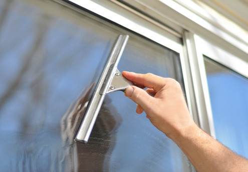 Interior & Exterior House Window Clean for a Two-Bedroom House - Option for up to a Five-Bedroom House