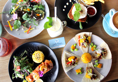 $40 Food & Beverage Voucher for Two People