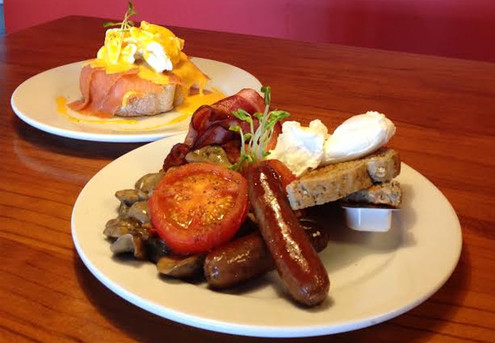 $30 Breakfast or Lunch Voucher for Two People - Option for $60 or $90 Voucher