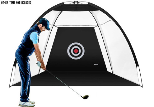 Super-Sized Golf Driving Practice Net - Two Colours Available