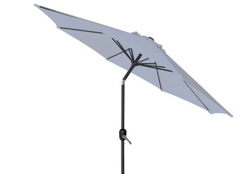 3M Market Umbrella - Three Colours Available & Option for Hanging Umbrella