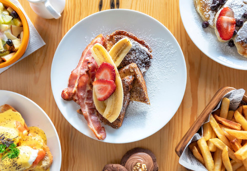 $30 Winter Breakfast or Lunch Voucher for Two - Valid 7 days
