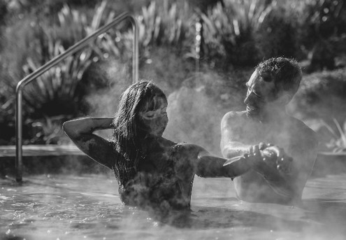 Adult Pass to Hell's Gate Soothe Experience incl. Bathing in World-Famous Mud Baths, Soaking in the Sulphur Spas & Cool Plunge Pool - Options for a Child or Family Pass