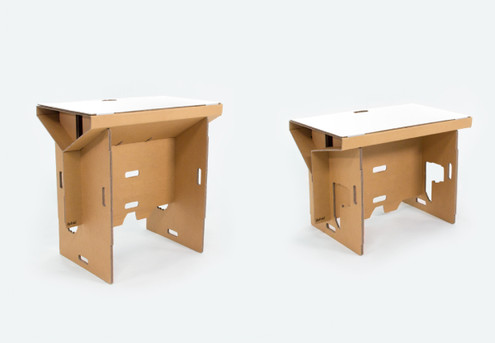 Standing Desk incl. Waterproof Top - Option to incl. Sitting Legs (Essential Item)