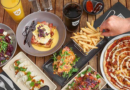 $40 Food Dining Voucher for Two or More People - Valid Seven Days