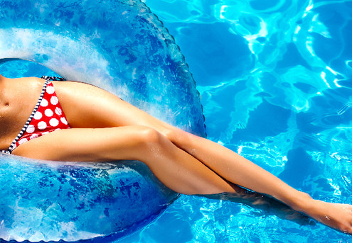 One IPL Bikini Laser Hair Removal Session incl. Consultation - Options for Brazillian, Underarm, Full-Leg, or Half-Leg