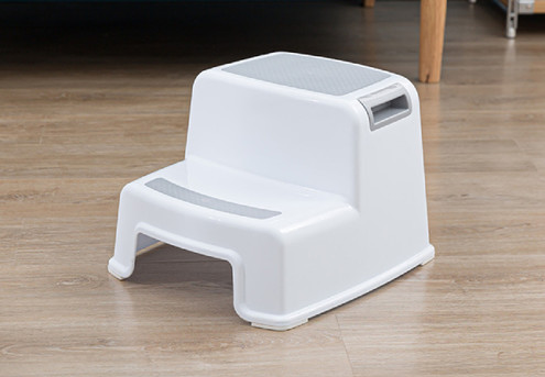 Multi-Functional Slip-Resistant Toddler Two-Step Stool