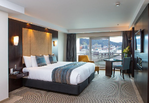 Two-Night, Four-Star Stay at the Copthorne Hotel Wellington Oriental Bay in a Superior Room incl. a $20 Food & Beverage Voucher, Daily Cooked Breakfast, WiFi & Late Checkout - Options for a Deluxe Harbour View Room & for Three Nights