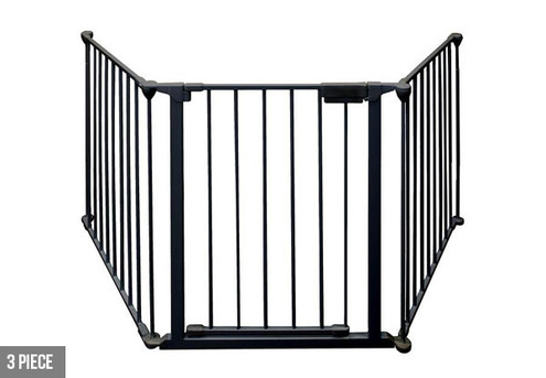 Foldable Safety Fence Fire Gate - Three Sizes Available