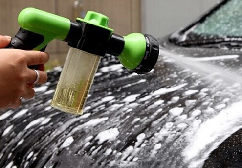 High-Pressure Car Foam Washer - Two Colours Available with Free Delivery