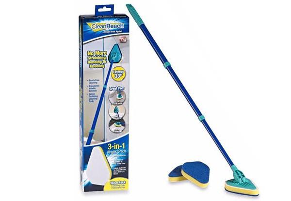 Extendable Scrubbing Brush Grabone Nz