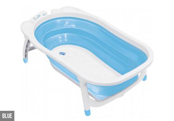 karibu folding bath tub grabone nz. Black Bedroom Furniture Sets. Home Design Ideas