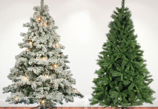 Artificial Christmas Tree • GrabOne NZ