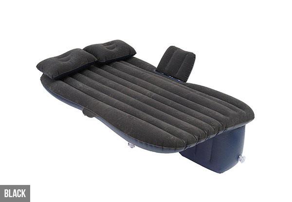 Car Travel Inflatable Air Bed Grabone Nz