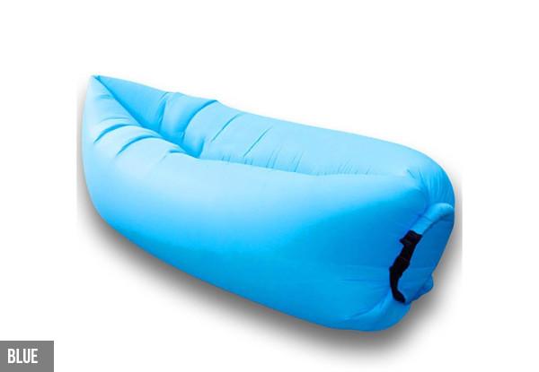 Inflatable Outdoor Air Sofa Grabone Nz