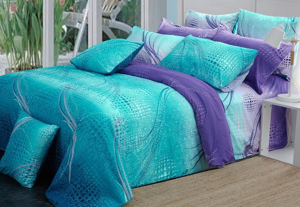 Pair of VITARA European Pillowcases New