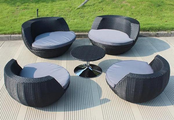 Stackable Outdoor Furniture • GrabOne NZ