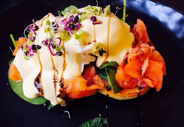 Two Breakfast Meals in a Bustling Devonport Cafe - Available Seven Days a Week