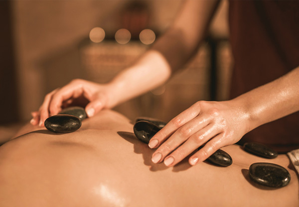 Spa Pamper Package incl. 30-Minute Energising Radiance Facial with Your Choice of 30-Minute Aromatherapy Massage & Paraffin Hand Treatment