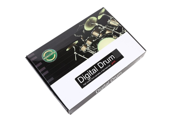 Electronic Folding Drum Kit incl. Drumsticks with Free Metro Delivery