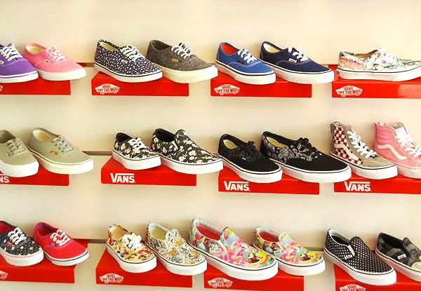 25 For A 50 Online Or In Kids Footwear Voucher Clarks Skechers Vans Asics Nike More