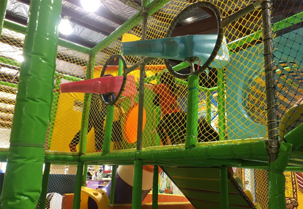 General Admission Entry for Two Children to 4Fun Adventureland & Cafe