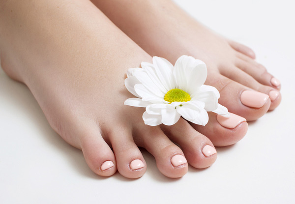 Gel Manicure or Pedicure - Option for Both