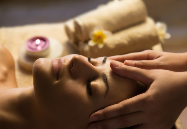 Spa Pamper Package incl. 30-Minute Energising Radiance Facial with Your Choice of 30-Minute Hot Stone or Aromatherapy Massage & 15-Minute Paraffin Hand Treatment - Ponsonby Location