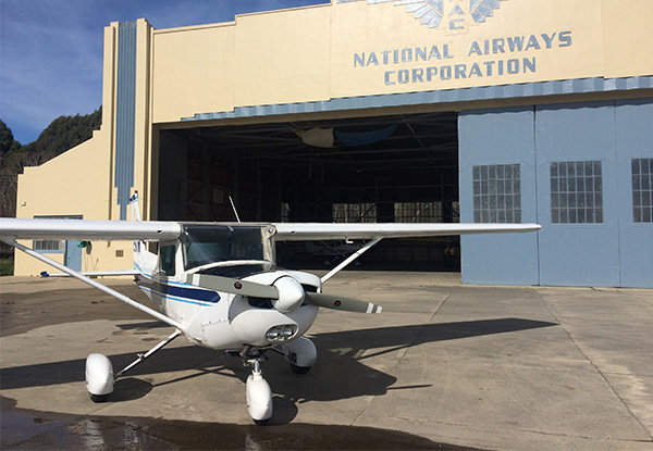 Introductory Hands-On Learn to Fly Lesson Over Dunedin incl. Ground Briefing