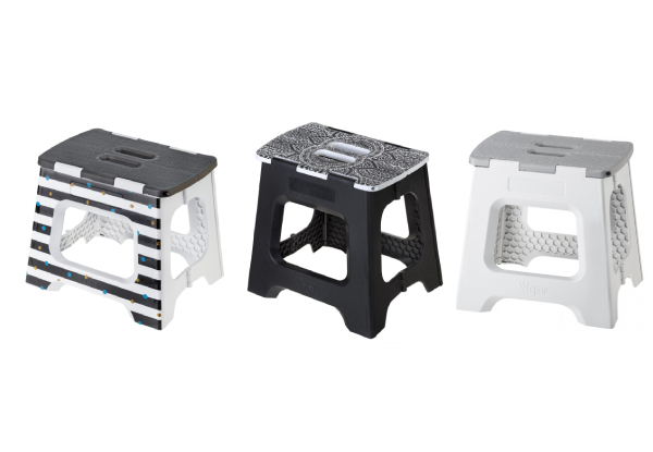 Vigar Foldable Stool Range - Three Options Available