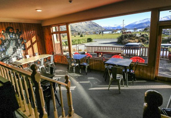 Two Night YHA Wanaka Escape for Two Adults - Options for Private Room or Private Ensuite