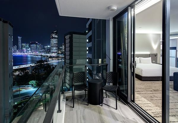 Three-Night Brisbane Escape for Two People in a Swiss Super Suite  - Option to incl. Breakfast