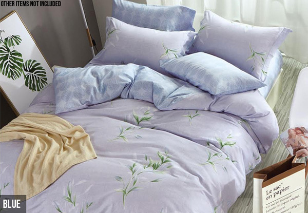 Canningvale Marena Duvet Cover - Two Colours & Four Sizes Available with Free Delivery