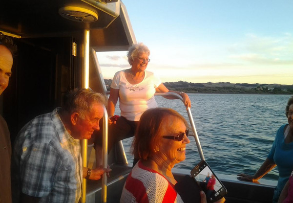"Sunset Cruise on the ""Wahinemoe"" for One Adult - Options for Two Adults or a Child"