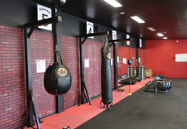 Pass for Unlimited Workouts for One-Month - Two Locations Available