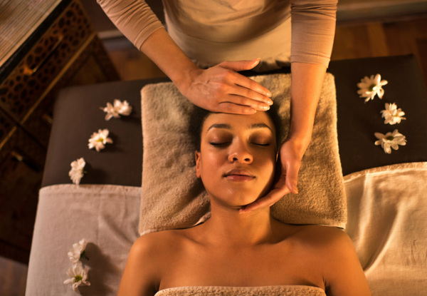 Hot Stone Massage with Body Butter Treatment followed by an Express Facial for One  - Options Two People Available