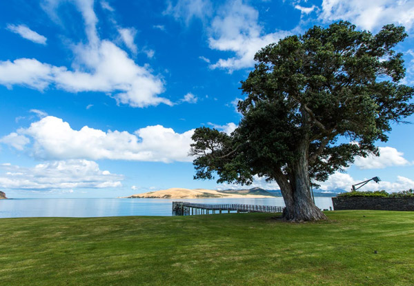 Two-Night Hokianga Waterfront Stay for Two incl. Buffet Breakfast, $10 Dining Voucher Per Night, Late Checkout, WiFi & Movies - Options for Three-Nights, Weekdays, Weekends Stays & Two-Bedroom Apartments
