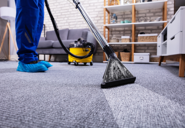 Professional Carpet Clean for Three Rooms - Options for up to Six Rooms