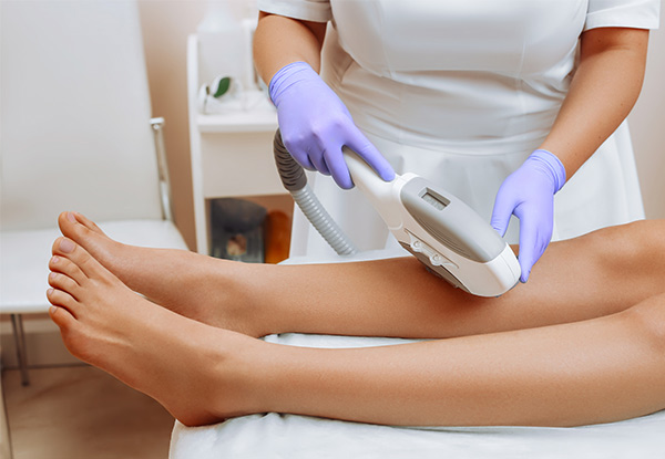 Six Laser Hair Removal Sessions on One Area - Options for up to Six Areas