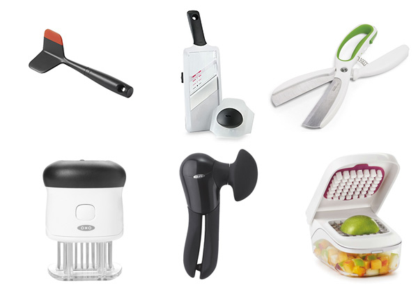 OXO Kitchen Essentials Range - Six Options Available