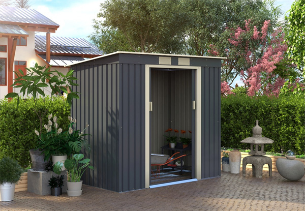 6 x 4ft Garden Shed