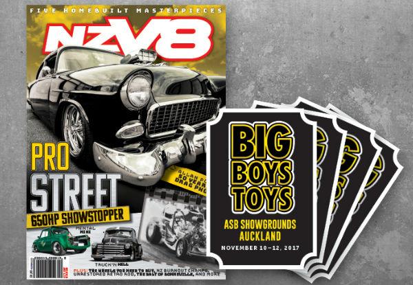 Toys For Boys Magazine : Parkside media limited grabone nz