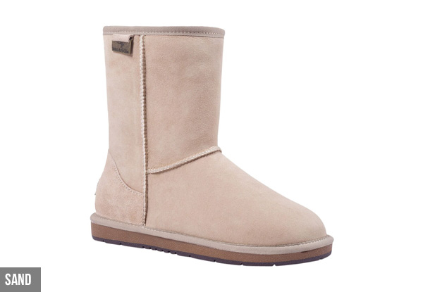 Auzland Unisex Classic ¾ Australian Sheepskin UGG Boots - Seven Colours Available